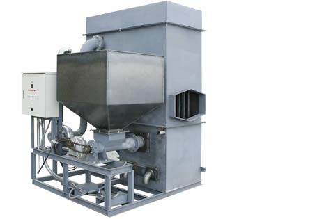 熱風暖房機(タテ型)