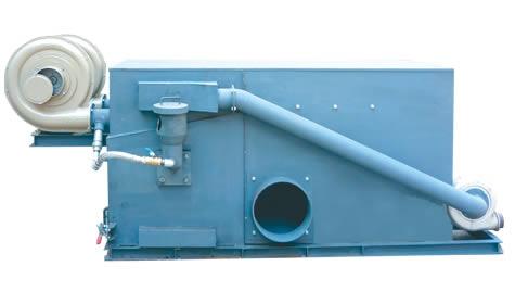 熱風暖房機(ヨコ型)