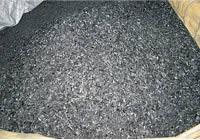木材チップを炭化したチップ炭